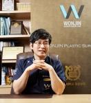 원진성형외과가 한국 NGO레인보우와 백혈병 어린이 위한 지속적 협조를 약속했다