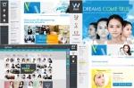외국인 환자 유치 우수 의료 기관으로 선정되어 표창을 수상한 원진성형외과는 외국어 홈페이지를 리뉴얼했다