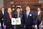 건국대 물리학부 김재현 학생(28·삼성)이 2015 한국권투연맹(KBF) 전국 신인왕전 페더급에서 우승해 신인왕이 됐다.