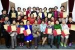 2014년 수봉도서관 이야기할머니 양성과정 수료식