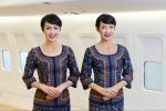 싱가포르항공이 세계적인 밀랍인형 박물관인 마담 투소와 함께 자사 승무원인 싱가포르 걸을 모델로 밀랍인형을 제작했다.