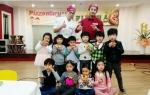 MBC 장미빛 연인들에서 방송된 초롱이의 유치원 피자쿠킹클래스 촬영 현장이 화제다.