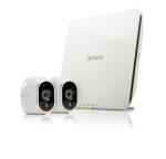 100% 무선으로 작동하는 스마트 홈 시큐리티 카메라 시스템 넷기어 알로™