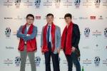 (왼쪽부터) 류니끄 류태환 셰프,  라연 김성일 셰프, 정식당 임정식 셰프
