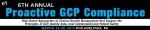 프로액티브 GCP 컴플라이언스 컨퍼런스가 2015년 3월 24일부터 25일까지 미국 펜실베니아주 필라델피아에서 개최된다