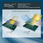 자일링스는 자사의 올프로그래머블 SoC 및 MPSoC에 이용 가능한 SDSoC™ 개발 환경을 제공한다고 밝혔다.