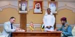사이프 빈 자예드, UAE와 영국 내무부간 어린이 온라인 보호 위한 협약식 참석