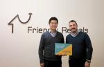 글로벌 아파트 렌트 업체, 프랜들리 렌탈스가 유럽전문여행사인 자유나침반여행사(계열사 굿맨가이드)와 손잡고 한국 시장에 본격 진출한다.