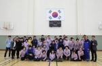 성남FC가 3월 12일 성남시 한마음복지관을 방문했다