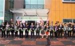 용인송담대학교가 용인시육아종합지원센터의 위탁운영을 맡아, 13일 오전 10시 용인행정타운 내 위치한 센터에서 개관식을 가졌다.