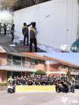 KB국민은행, SOS어린이마을서 봄맞이 환경개선 봉사