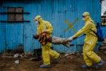 사진: 다니엘 베레훌락 / 뉴욕 타임즈 게티 이미지 보도 - 라이베리아 에볼라 발생