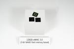 3bit 낸드 기반 128GB eMMC 5.0