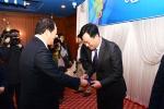 일화 박용덕 본부장이 상공의 날 장관 표창을 수상했다
