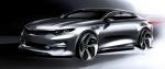 기아자동차(주)는 19일(목) 신형 K5의 렌더링 이미지를 세계 최초로 공개했다. 이번 신형 K5는 2010년 출시 후 5년만에 선보이는 2세대 모델로, 기존 K5의 스포티한 디자인 컨셉을 바탕으로 간결하면서도 세련된 면처리와 풍부한 볼륨감을 더해 한층 진보한, 다이나믹한 외관 디자인을 완성한 것이 특징이다.