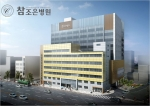 경기도 광주 참조은병원 투시도