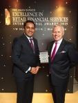 머니그램이 아시안뱅커(The Asian Banker)로부터 아시아태평양, 중앙아시아, 중동, 아프리카 지역 최우수(Prestigious Excellence) 송금서비스 업체로 선정되었다.