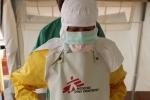 국경없는의사회 한국인 의사 김나연 2014년 12월부터 6주간 시에라리온 마그부라카 국경없는의사회 에볼라치료센터에서 활동했다(저작권 표기 ©Pablo Krause/MSF)