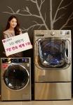 LG세탁기가 2008년부터 2014년까지 글로벌 세탁기 시장에서 7년 연속 1위를 차지했다