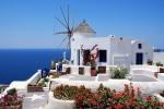 자유나침반여행사가 그리스 기획전을 선보였다