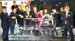 아폴로플래닛앤컨텐츠가 3월 25일 중국 북경에서  차이나월드호텔에서 중국전자영상산업협회와 공동으로 한중 문화산업 스마트미디어 발표회를 개최했다(사진 경인일보 제공)