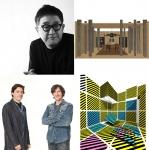 위에서부터_인테리어 디자이너 박형원&전시 예상 이미지_건축가 시모네 카레나(좌), 마르코 브루노(우)&전시 예상 이미지