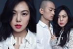 여배우 김민희가 버버리와 함께한 키스하고 싶은 립 메이크업을 담은 매혹적인 뷰티 화보를 공개했다.
