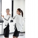 건국대 학생들, 태권도복을 패션으로 디자인한 여성복 컬렉션 발표
