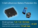 세이코 인스트루먼츠(Seiko Instruments Inc., 이하 SII)가 초소형 패키지(1.2 x 1.2 x 0.4 mm)의 1셀 리튬이온 배터리 보호 IC인 S-8240 시리즈를 출시했다고 발표했다.