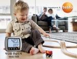 테스토고리아는 봄철 면역력 관리를 위한 테스토 온습도계 testo 608을 공개했다