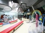 국립고흥청소년우주체험센터 체험활동관 전경