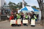 한국조혈모세포은행협회가 대구지사 대학RCY 동아리와 함께하는 조혈모세포기증 릴레이 캠페인을 작년에 이어 올해도 각 학교 캠퍼스에서 실시했다