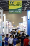 2015 국제화학장치산업전시회 KOREA CHEM가 21일 킨텍스서 4일동안 열린다