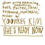 김윤기 (Yoonkee Kim) 8집 'She's ready now' 앨범커버