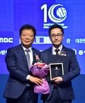 일동후디스의 산양유아식이 4월 16일, 서울 그랜드하얏트호텔에서 대한민국 대표브랜드 대상을 4년 연속 수상하는 영예를 얻었다.
