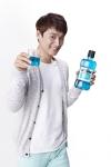 한국인체조직기증과 리스테린의 홍보모델 오상진