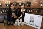와인수입전문기업 레뱅드매일이 지구의 날을 맞아 친환경 와이너리 라포스톨의 와인과 함께 하는 라포스톨 Be Green 이벤트를 실시한다.