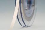 3층으로 가공된 구리 배향 금속 기판(두께는 0.1mm, 폭은 10mm) 사진:다나카홀딩스