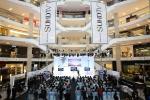 삼성전자가 이번 달부터 동남아(호주, 뉴질랜드 포함)에서 잇따라 SUHD TV 출시 행사를 열고 본격적인 아시아 시장 공략에 나서고 있다. 사진은 지난 9일 말레이시아 쿠알라룸푸르 파빌리온 몰에서 개최된 삼성전자 SUHD TV 출시 행사 모습.