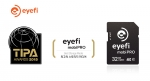 아이파이(eyefi)의 한층 업그레이드된 와이파이 지원 SD카드 모비 프로(mobiPRO)가 지난 4월 16일 2015 서울국제사진영상기자재전(P&I)에서 공식 론칭했다.