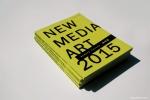 아트북 뉴 미디어 아트 2015 큐레이터 김리진, CICA Press 출판