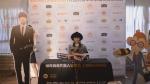 몽키스키친의 모델 안재현이 25일 중국 상해에서 열린 팬사인회에 참석했다