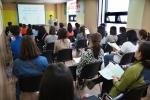 SDA삼육어학원이 동탄학원 개원에 앞서 4월 19일 26일 두 차례에 걸쳐 대강당에서 학부모 설명회를 열어 뜨거운 호흥을 얻었다.
