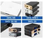 사나코에서 국내츨시한 글로벌 베스트셀러 SMSL PC-FI DAC & 앰프 시리즈