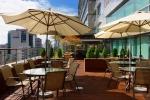 노보텔 앰배서더 대구는 4월 야외활동의 시즌에 맞춰 8층 야외 더테라스카페를 새롭게 오픈했다.