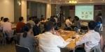 온실가스를 기준으로 사회적경제조직의 환경성과를 측정하는 방법에 대해 논의하는 자리가 29일 사회연대은행의 LG Social Fund 일환으로 출판문화회관 강당에서 열렸다