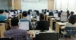 중국어 HSK iBT 시험장 풍경