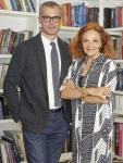 다이앤 본 퍼스텐버그 스튜디오는 파올로 리바를 DVF 의 최고 경영자로 임명하였다