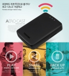 Toshiba Canvio AeroCast Wireless HDD
