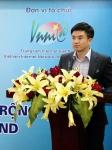 6일(베트남 현지시간) 베트남 하노이에서 열린 베트남 IPv6의 날 2015'에서 SK텔레콤의 IPv6 담당 고득녕 매니저가 IPv6의 LTE 상용망 적용과 관련된 기술 노하우를 현지 통신사업자들과 장비제조사들에게 설명하고 있다.